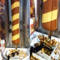 Choco Kebab- maszyny i p�produkty. Pomys� na biznes prosto z W�och. Hit na sezon letni.